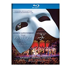 Ratings and reviews for The Phantom of the Opera at the Royal Albert Hall [Blu-ray]