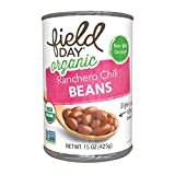 Field Day, Beans, Og2, Ranchero Chilli, Pack of 12, Size - 15 OZ, Quantity - 1 Case
