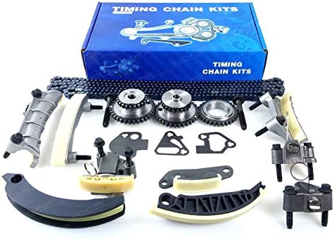 Machter MACHTER Timing Chain KIT & Gear for Holden Commodore