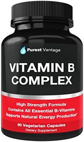 Vitamin Complex Vitamins Folic Acid