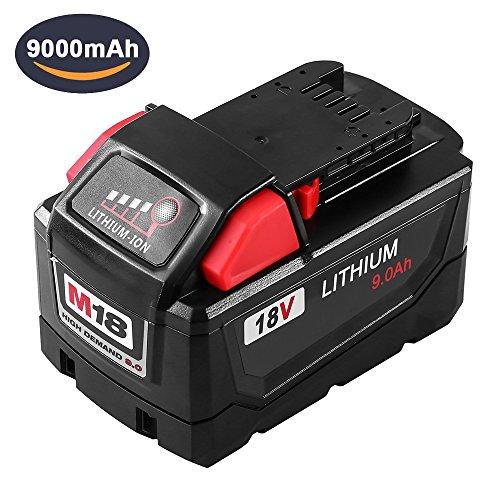 Highest Capacity Battery Pack - 1