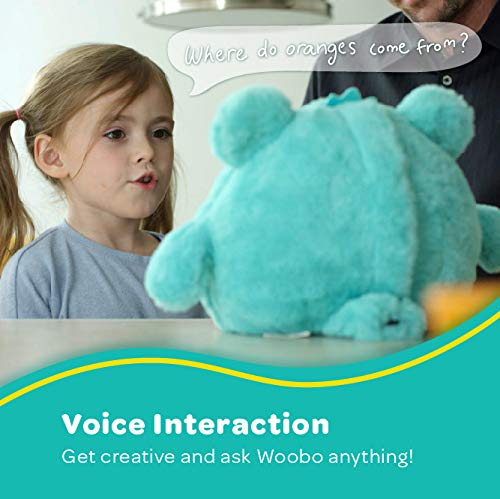 Woobo Lavender Lollipop - Interactive Robot for Curious Kids by Woobo (Image #4)