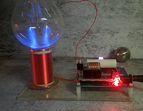 Mini SGTC tesla coil diy kit Scientific toys soldering kit Diy kit not assmbled