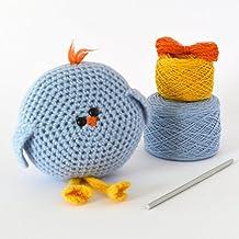 Ready to Crochet Kit,Wonkey Bird Amigurumi Crochet Kit,Crochet Kit,Crochet Kits,DIY Crochet,DIY Kit