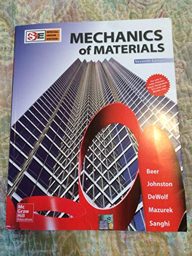 Mechanics Of Materials, 7 Ed