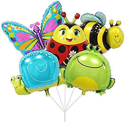 Amazon.com: Balonar - Globos de lámina para fiesta de ...