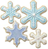 wilton cookie cutters christmas - Wilton Snowflake 7-Piece Cookie Cutter Set