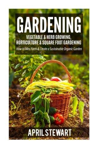 organic square foot gardening - 9