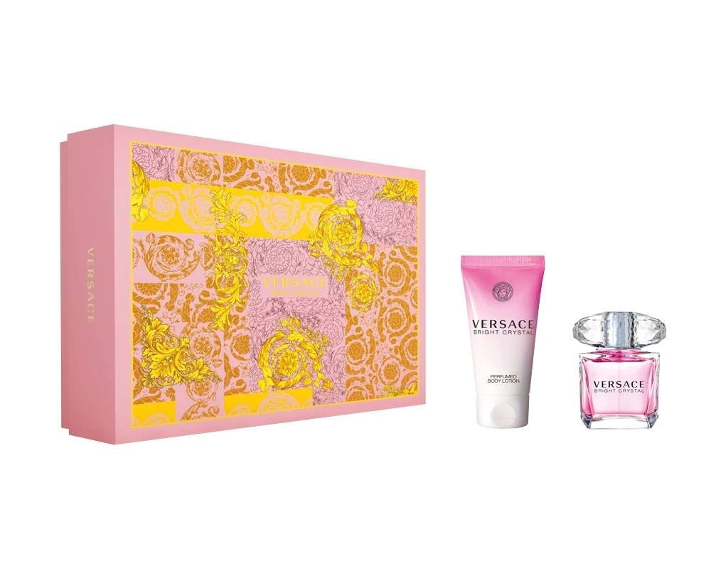Bright Crystal Eau de Toilette & Body Lotion Gift Set For Her