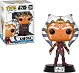 Funko Pop Star Clone Wars-Ahsoka Tano Collectible Figure, Multicolor