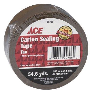 - Henkel Corporation 50-90706 Henkel 50-90706 Tape Ctn Seal Tan 2X55Yd