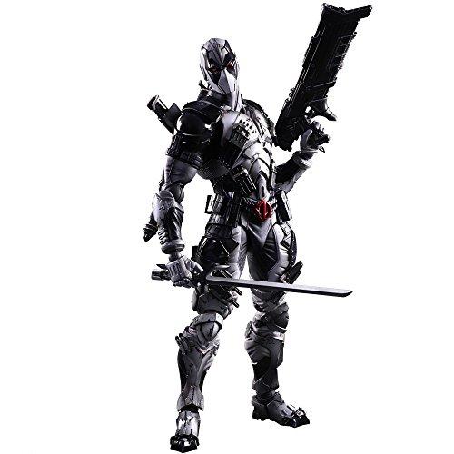 - Square Enix Marvel Universe Deadpool X-Force Ver. Play Arts Kai Action Figure