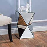 Cheap Aedon Mirrored Side Table