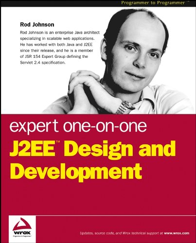 Download Expert One-on-One J2EE Design and Development Pdf