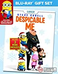Cover Image for 'Despicable Me (Limited Edition Holiday Blu-ray Gift Set)'