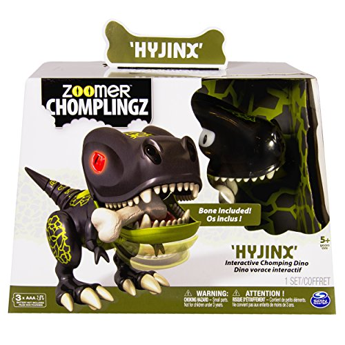 Zoomer Chomplingz - Hyjinx Interactive Dinosaur by Zoomer (Image #1)