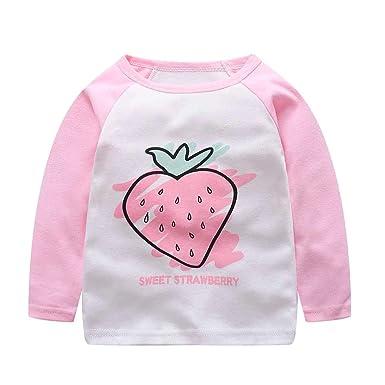 Amazon.com: Hunzed - Camiseta de manga corta para bebé, para ...