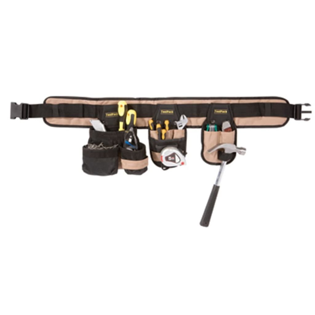 Toolpack Portaherramientas triple con cinturó n Smart 360.140