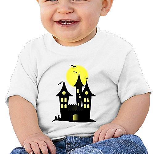 Cute-halloween Fun Graphic Baby O-neck T-Shirt ()