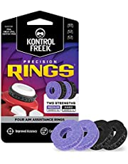 KontrolFreek Precision Rings   Aim Assist Motion Control for PlayStation 4 (PS4), PlayStation 5 (PS5), Xbox One, Xbox Series X S, Switch Pro and Scuf Controller   2 Different Strengths