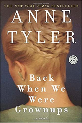Image result for Back When We Were Grownups by Anne Tyler