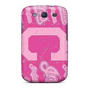 High Quality Cleveland Indians Case For Galaxy S3 / Perfect Case