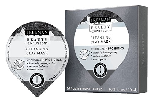 Display Pod - Freeman Beauty Infusion Mask Cleansing Clay Pod (6 Pieces) Display
