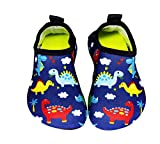 Adorllya Kids Boys Girls Toddler Swim Water Shoes