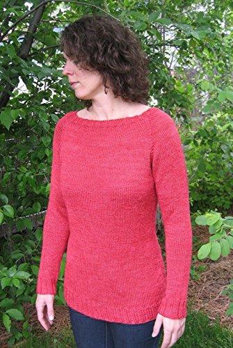 Amazon Knitting Pure Simple Knitting Pattern 2911 Neckdown