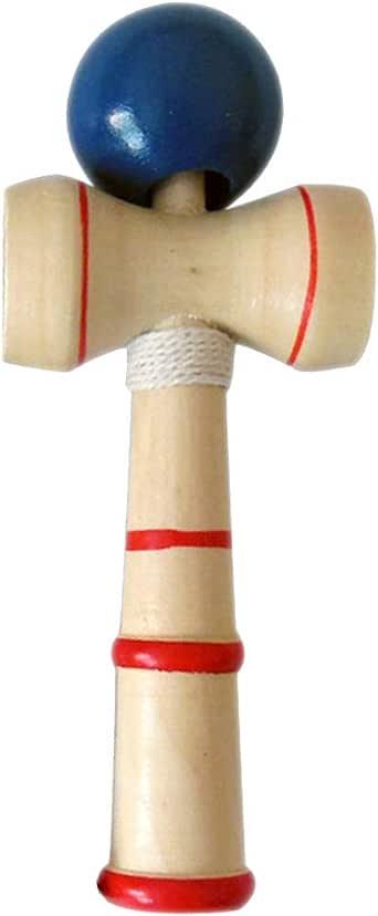 Amazon.com: Kid-Kendama-Ball-Japanese-Traditional-Wood ...