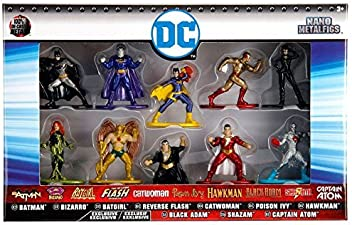 "Diecast 2.5/"" metalfigs-JUSTICE LEAGUE SUPERMAN BATMAN AQUAMAN Cyborg il flash"