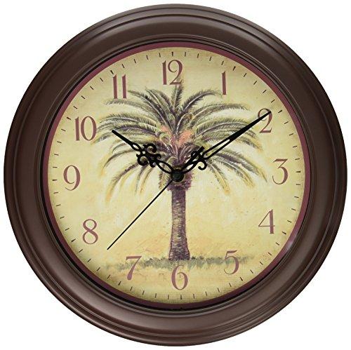 Infinity Instruments Kitchen Clock (Infinity Instruments Cabana 12