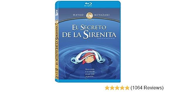Amazon.com: EL SECRETO DE LA SIRENITA [HAYAO MIYAZAKI PRESENTA] PONYO ON THE CLIFF BY THE SEA.: Hayao Miyazaki: Movies & TV
