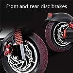 Monopattino-Scooter-Elettrico-PieghevoleMotore-500W60Km-di-autonomia-Batteria-Ricaricabile-da-48VFino-a-45kmhPneumatico-da-10-Pollici120X112X55cmBianco