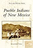 Front cover for the book Pueblo Indians of New Mexico by Paul Nickens
