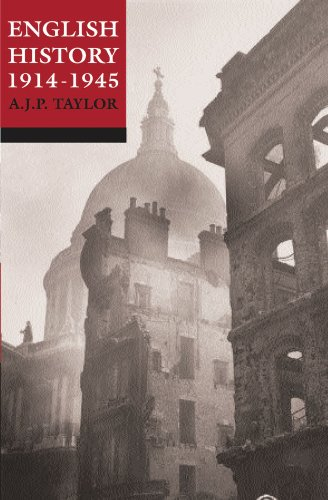 Download English History 1914-1945 (Oxford History of England Book 15) Pdf