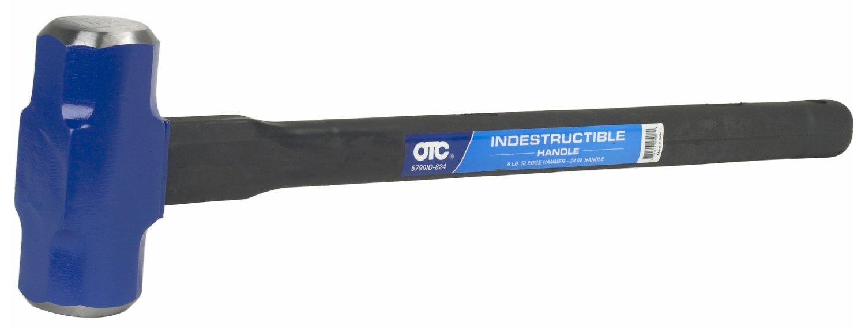 OTC (5790ID-824) Double Face Sledge Hammer - 8 lb. Head, 24'' Handle