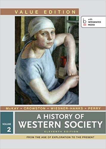 Amazon a history of western society value edition volume 2 a history of western society value edition volume 2 11th edition fandeluxe Choice Image
