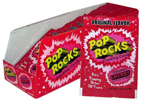 Pop Rocks - Cherry (Pack of 24)
