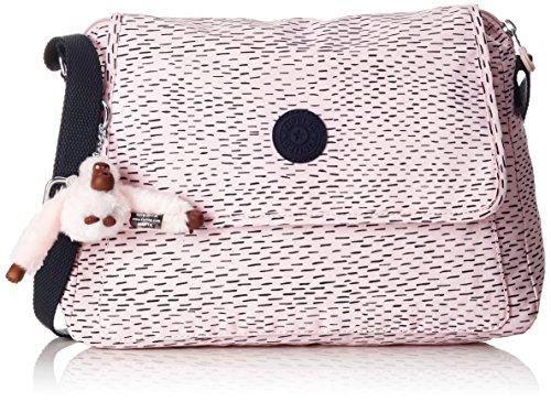 Borse A Matha Tracolla Kipling Donna soft Rosa Cm 5x10 Str 32x22 Pink OfqRAwA7