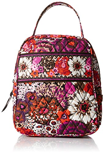 Vera Bradley Lunch Bunch  Rosewood  One Size