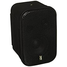 "Poly-Planar MA-800-B 5x7.5"" Box Speaker Black 50W"