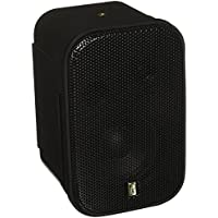 Poly-Planar MA-800-B 5x7.5 Box Speaker Black 50W,