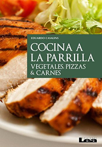 Amazon.com: Cocina a la parrilla (Spanish Edition) eBook ...