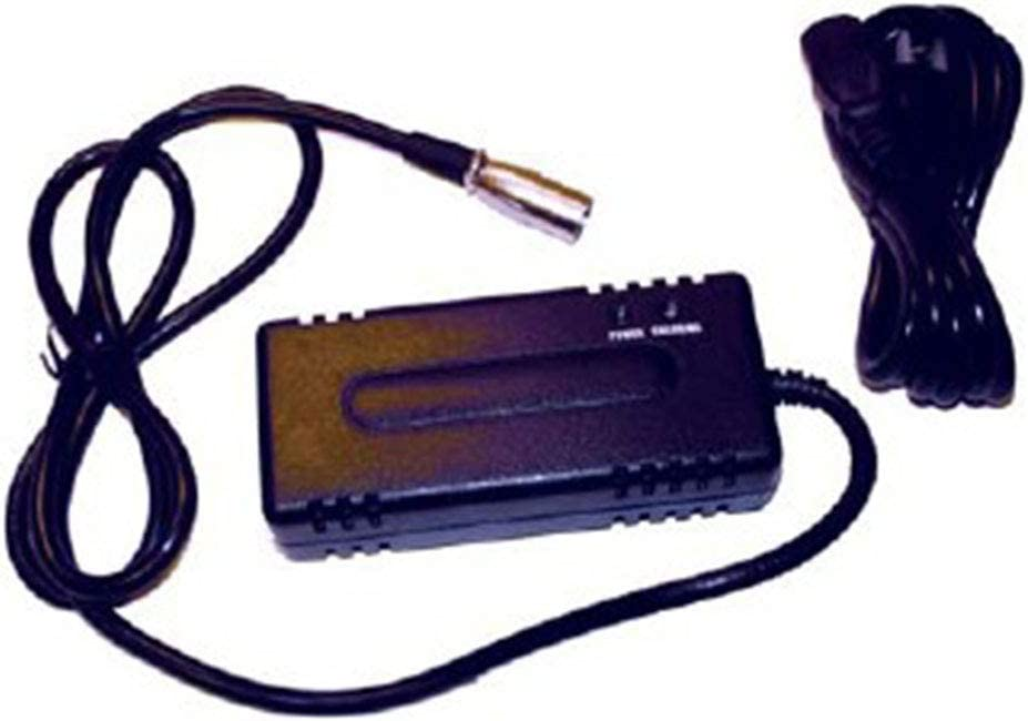 Universal Power Group 24V 2A Electric Scooter Battery Charger for Go-Go Elite Traveller Plus HD US 51tYjuxlYeL