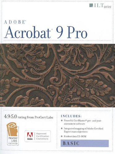 Acrobat 9 Pro: Basic, Ace Edition + Certblaster