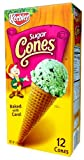 Keebler 12-Count SUGAR CONES 4oz (3 Pack)
