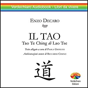 Il Tao, Tao Te Ching Audiobook