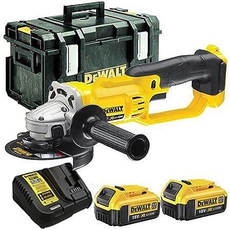 Dewalt DCS331N 18V XR Li-ion Jigsaw with 1 x 4.0ah Battery DCB182 /& DS300 Kit Box