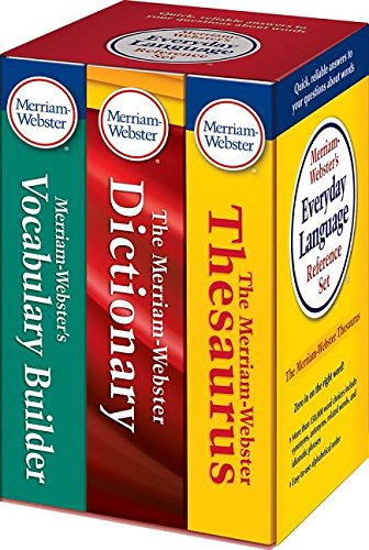 Used, Merriam-Webster's Everyday Language Reference Set, for sale  Delivered anywhere in USA